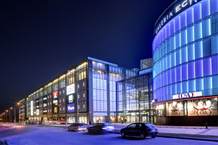"Shopping Center ""Galeria Echo"", Kielce"