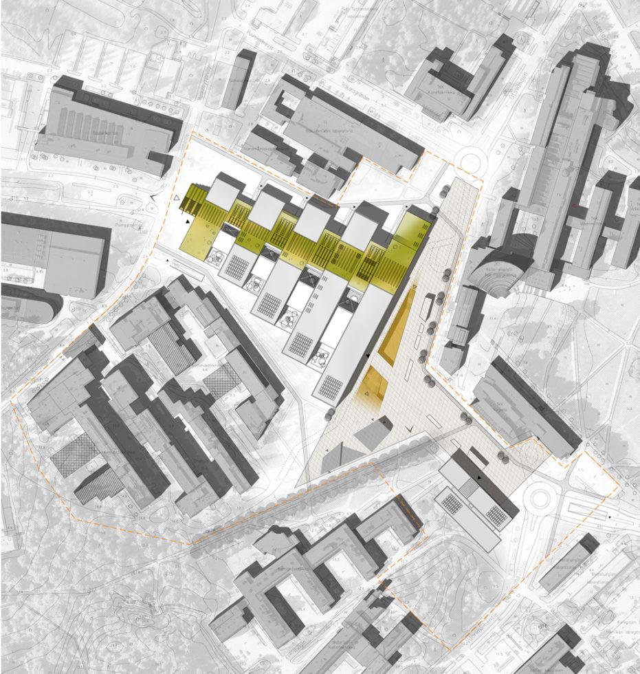 Alvar Aalto University Campus Open Architekci