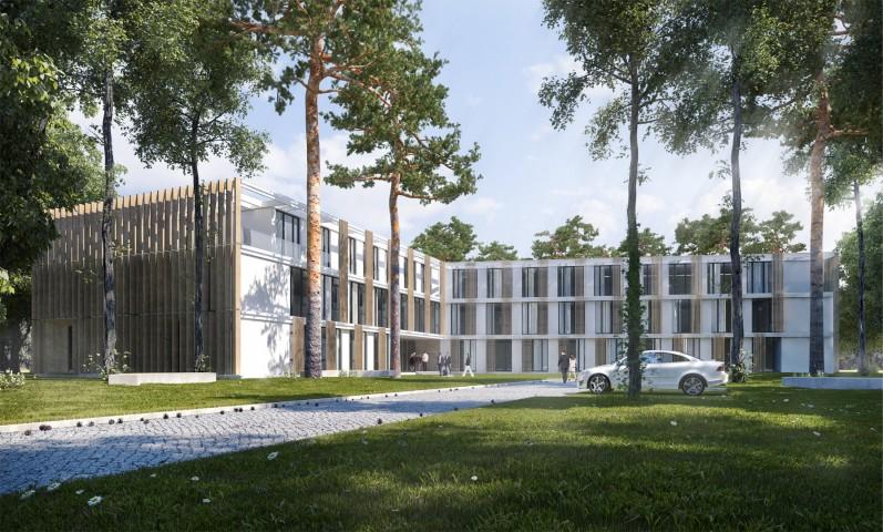 Szpital Rehabilitacji Kardiologicznej w Konstancinie Jeziornej