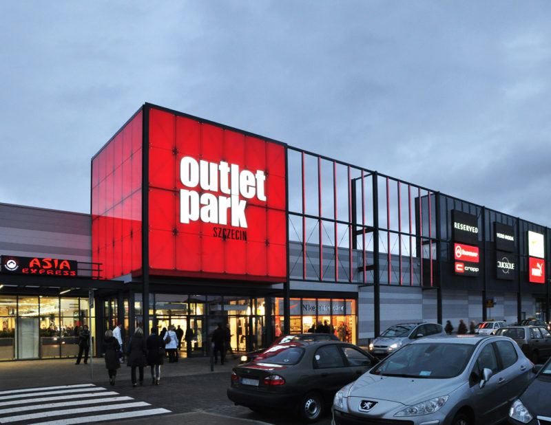 4063de644 Shopping center Outlet Park Szczecin wins Eurobuild Awards 2012 ...