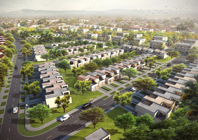 Multifuncional development, Great Accra, Ghana