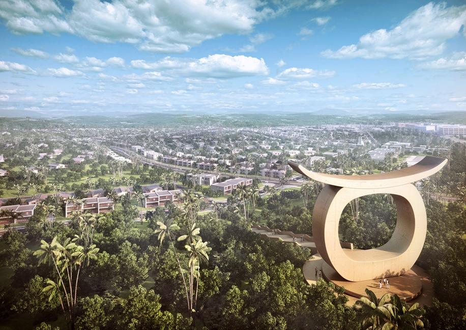 Takoradi Ghana  city photo : Zespół wielofunkcyjny, Takoradi, Ghana | Open Architekci