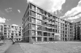 Mozaika Mokotow housing, Warsaw